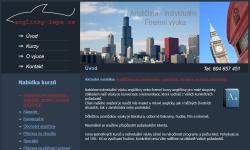 Tvorba internetových stránek - Reference - Vzdělávací instituce a jazykové školy