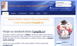 Tvorba internetových stránek - Reference - Sociální sítě