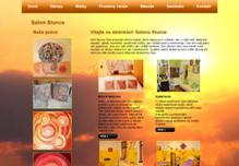 On-line art gallery of Sun Salon