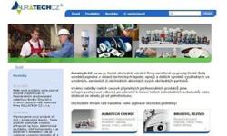 Tvorba internetových stránek - Reference - Průmyslové společnosti