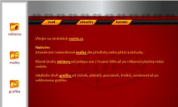 Tvorba internetových stránek - Reference - Reklamní studia