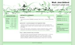 Tvorba internetových stránek - Reference - Zdravotnictví